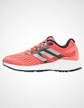Adidas Performance AEROBOUNCE  Nøytrale løpesko easy coral/silver metallic/tactile red