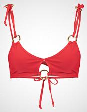 For Love & Lemons MALLORCA Bikinitop ferrari red