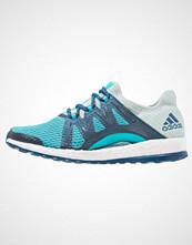Adidas Performance PUREBOOST XPOSE Nøytrale løpesko tactile green/energy blue/blue night