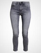 Calvin Klein SKINNY ANKLESTRIP Slim fit jeans garmor grey