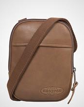 Eastpak BUDDY/LEATHER Skulderveske brownie leather