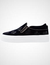 Kennel & Schmenger BIG Slippers ocean/black/weiß
