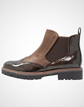 Marco Tozzi Ankelboots mocca