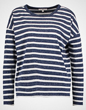 Lee LS STRIPE TEE    Topper langermet medieval blue