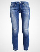 Herrlicher TOUCH CROPPED Slim fit jeans ripped