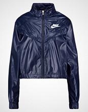 Nike Sportswear Lett jakke obsidian/white