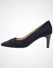Brenda Zaro BENNET Klassiske pumps baltico/blue/tono