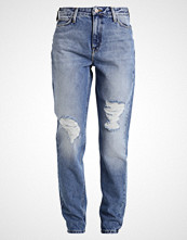 Lee MOM STRAIGHT Straight leg jeans trashed stone