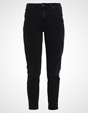 Lee MOM TAPERED Slim fit jeans flat black stone