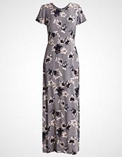 Soaked in Luxury DINA Fotsid kjole grey