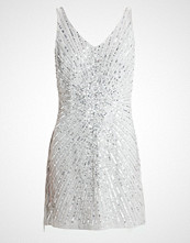 Lace & Beads HASNA Cocktailkjole light grey