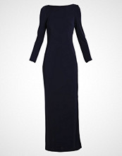 Young Couture by Barbara Schwarzer Fotsid kjole navy