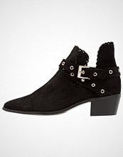 Pieces PSNASHA Ankelboots black