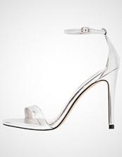 Steve Madden STECY Sandaler med høye hæler silver metallic