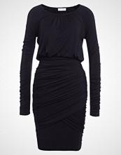 Stine Goya BALANCE Jerseykjole black