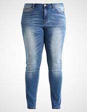 Junarose JRFIVE  Slim fit jeans medium blue