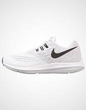 Nike Performance ZOOM WINFLO 4 Nøytrale løpesko white/black/wolf grey
