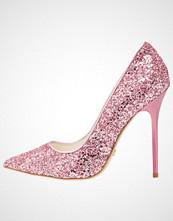 Buffalo Høye hæler glitter rosa