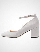 Buffalo Klassiske pumps grey light