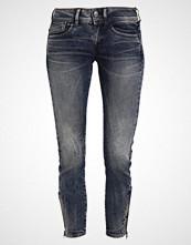 G-Star GStar LYNN MID ANKLE ZIP SKINNY Jeans Skinny Fit cerro stretch denim