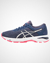 Asics GT1000 6 Nøytrale løpesko insignia blue/silver/rouge red