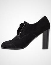 mint&berry Ankelboots med høye hæler black