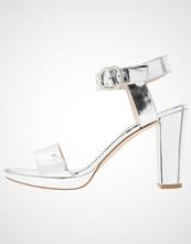KIOMI Sandaler med høye hæler silver