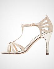 Paradox London Pink PHOEBE Sandaler med høye hæler gold