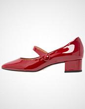 PERLATO Klassiske pumps rouge