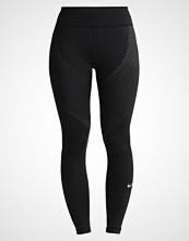 Nike Performance ZONAL STRENGTH Tights black/dark grey/reflective silver