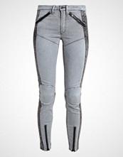 G-Star GStar 5620 MOTO ZIP MID SKINNY  Jeans Skinny Fit zinc
