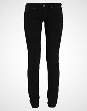 Mustang GINA Slim fit jeans dark rinsed used