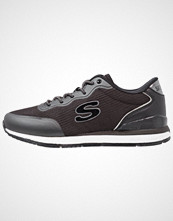 Skechers Sport SUNLITE Joggesko black/silver trim