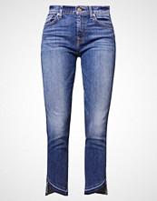 7 For All Mankind ROXANNE SERRATOGA BAY Slim fit jeans blue denim