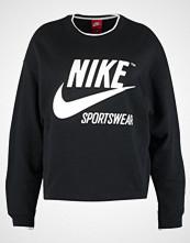 Nike Sportswear CREW ARCHIVE Genser black