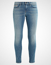 Calvin Klein MID RISE  Slim fit jeans bottle blue