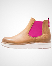 Marco Tozzi Ankelboots corn/pink