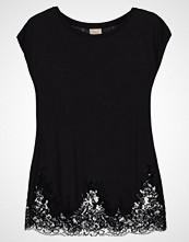 Selected Femme SFDINELLA Tshirts med print black