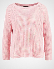 Soaked in Luxury RIVIERA Jumper silver pink