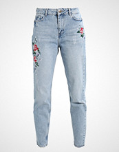 Even&Odd Straight leg jeans blue denim