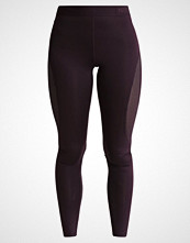 Nike Performance HYPERCOOL Tights port wine/pure platinum