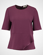 Selected Femme SFNEWA  Tshirts med print mauve wine