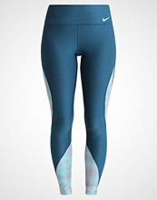 Nike Performance POWER POLY TORQUE Tights space blue/light aqua
