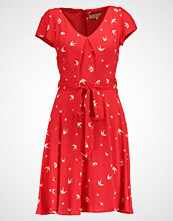 Dorothy Perkins BILLIE BLOSSOM SWALLOW Sommerkjole red