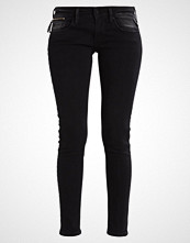 Replay LUZ COIN ZIP Jeans Skinny Fit black denim