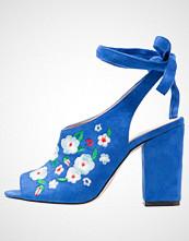 BEBO BARA Sandaler med høye hæler cobalt