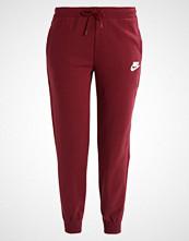 Nike Sportswear Treningsbukser dark team red/white