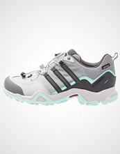 Adidas Performance TERREX SWIFT R GTX Tursko Grey two/utility black/clear aqua