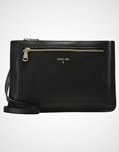 Patrizia Pepe TRAVEL CONTRAST  Skulderveske black/shiny gold