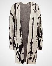 Selected Femme SFYLVA Cardigan gray morn/black